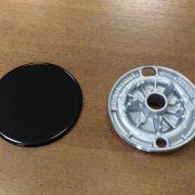 Рассекатель средней мощности в сборе для газовой плиты Hansa (8037927)
