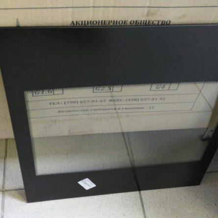 Стекло внутреннее плиты Гефест 3200,3300,5100,5300,2140 (435*400 мм)