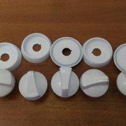 Набор ручек для плиты Кинг без газ-контроля (до 2007 г. вып.)