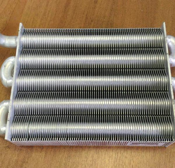 Теплообменник котла Ariston HS X 15-24FF алюминий( 65115065)