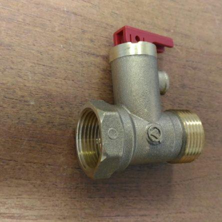 Предохранительный клапан 3/4 для водонагревателей ELECTROLUX