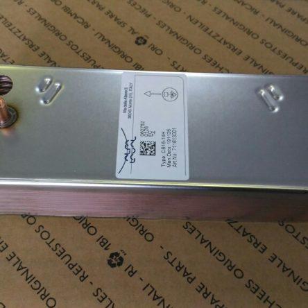 Теплообменник ГВС на 14 пластин BAXI LUNA-3 COMFORT 310 Fi (711613000)