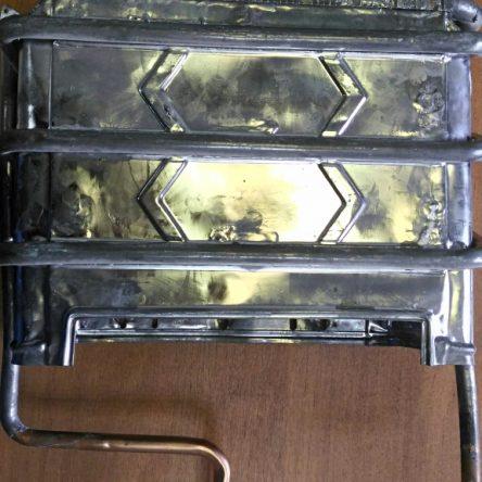 Теплообменник для колонки Vector