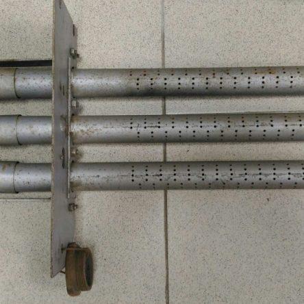 Горелка для котлов КЧМ-5