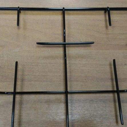 Решетка стола газовой плиты «De Luxe»(460*420)