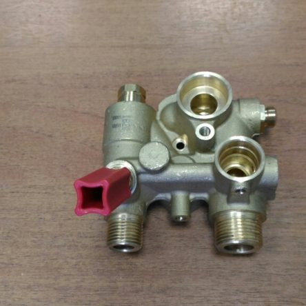 Гидравлический узел подачи Baxi LUNA-3 COMFORT,LUNA-3 (5693860)