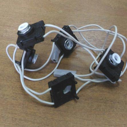 Блок кнопок электророзжига «GEFEST» мод. 6100,6300,6500