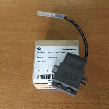 Трансформатор розжига Navien Deluxe S/C/E (30021167)